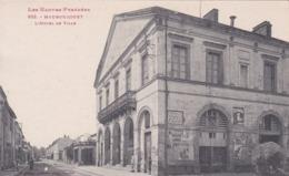 [65] Hautes Pyrénées > Maubourguet L'Hôtel De Ville N° 632  Labouche - Maubourguet