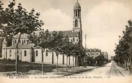 Biarritz......chapelle St Charles  Et Ave  Reine Victoria   No 104 - Biarritz