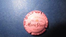 CAPSULE CHAMPAGNE MARIE STUART. Rose - Marie Stuart