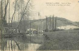 27 MARCILLY SUR EURE - LE PONT DE FER COTE DE LA FORET - Marcilly-sur-Eure