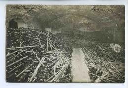 C 414   -   AY   -   Révolution En Champagne  --  Avril 1911  -  Caves Bissinger   -   Photocarte - Betogingen