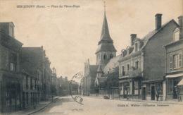 I176 - 27 - SERQUIGNY - Eure - Place Du Vieux Pont - Serquigny