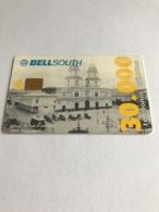 Ecuador - 1 Phonecard With Small Chip - Ecuador