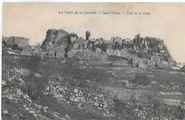 Saint Véran. Le Coté De La Tour  , Vallée De La Dourbie. - Otros Municipios