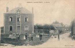 I176 - 27 - FRESNES-L'ARCHEVEQUE - Eure - La Mairie - Frankreich