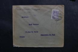 PORTUGAL - Enveloppe Commerciale De Porto Pour La France En 1923, Affranchissement Perforé - L 47671 - Covers & Documents