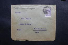 PORTUGAL - Enveloppe Commerciale De Porto Pour La France , Affranchissement Perforé - L 47673 - Covers & Documents