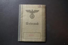 WW2 - WERKPAS - Documents