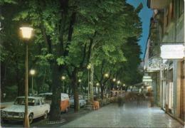 Parma - Salsomaggiore Terme - Viale Romagnosi - Notturno - Fg Vg - Parma