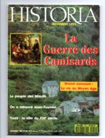 Historia: Guerre Des Camissards, Masais, Alain Fournier, Tours, Concours Moyen Age (19-2339) - Geschiedenis