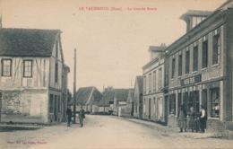 I176 - 27 - LE VAUDREUIL - Eure - La Grande Route - Le Vaudreuil