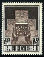 Austria Nº 858 Con Charnela. Cat.7€ - 1945-.... 2ª República