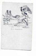 """Champagne  Mercier  - Epernay  -  Illustration    No  2  """"  Enlevons  - La  !  """" - Publicité"""