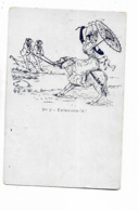 "Champagne  Mercier  - Epernay  -  Illustration    No  2  ""  Enlevons  - La  !  "" - Pubblicitari"