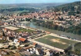 France - 77 - La-Ferté-sous-Jouarre - Le Stade Henri-Reaubourg - Football - La Ferte Sous Jouarre