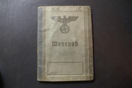 WW2 - WERKPAS - Documenten