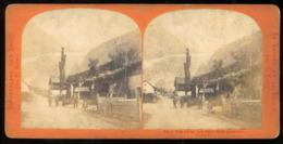 Stereoview - Chamonix, The Alps (Savoie) - Stereoscopi