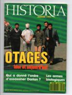 Historia: Otages, Assassinat De Darlan, Les Armes Biologiques (19-2342) - Geschiedenis