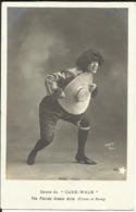 * Miss HALL , Danse Du CAKE WALK , The Florida Créols Girls ( Casino De Paris ) , Collection JEAN HENRY - Dance