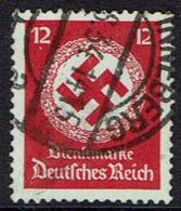 DR , 1934, Dienstmarken, MiNr 138, Gestempelt - Used Stamps