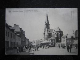 HAM-sur-HEURE    La Grand Place - Ham-sur-Heure-Nalinnes