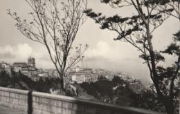 Cartolina - Postcard /  Viaggiata - Sent / Enna, Panorama. ( Gran Formato ) Anni 60° - Enna