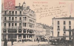Hérault - BEZIERS - Avenue De La République - Animée - Beziers