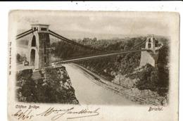 CPA-Carte Postale-Royaume Uni-Bristol-Clifton Bridge-1905 VM9208 - Bristol