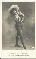 * Miss HOBSON , Danse Du CAKE WALK , The Florida Créols Girls ( Casino De Paris ) , Collection JEAN HENRY - Danza