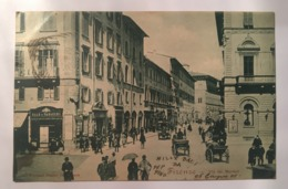 V 10912 Firenze - Via Dei Martelli - Firenze