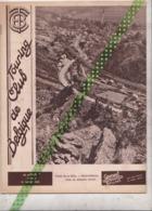 Touring Club 1939, Salm-Chateau, Oudenaarde, Molen, Moulin Merelbeke, Huy, Jumet, Nismes... - Boeken, Tijdschriften, Stripverhalen