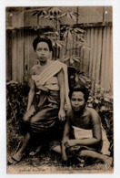 - CPA THAÏLANDE - Femmes Siamoises (superbe Gros Plan) - Photo J. Antonio - - Thailand