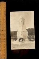 Monument Aux Morts International Guerre 1914 1918 PRO PATRIA & En Russe 3A POANHY / A Identifier - Guerre 1914-18