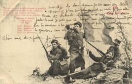 Bergeret  88e Regiment D'Infanterie 3 RV - Phantasie