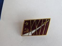 USSR SPACE ENAMEL PIN 34 - Space