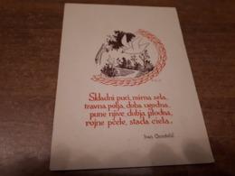 Postcard - Croatia, NDH    (V 34306) - Croazia