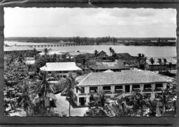Cotonou - La Lagune  Et Le Pont De La Route De Porto-novo - Dahomey