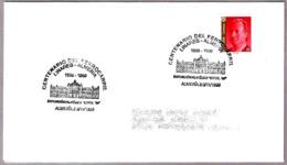 100 Años Ferrocarril LINARES A ALMERIA - 100 Years Of Railway. Almeria, Andalucia, 1999 - Trenes