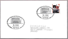 1ª Emision De Sellos UNICAMENTE EN EURO - 1st Emission Of Stamps ONLY IN EURO. Berlin 2002 - Sellos Sobre Sellos