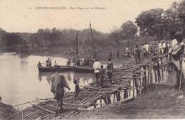 Guinée-Française - Pont Baga Sur Un Marigot - Frans Guinee