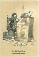 Philatelist  - Sammler - Fumetti