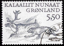 Greenland   2000 Arctic Vikings Minr,349 (  Lot D 1994) - Usados