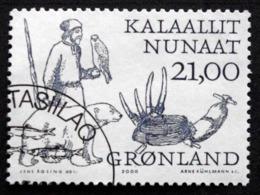 Greenland   2000 Arctic Vikings Minr,350 (  Lot D 1999) - Usados