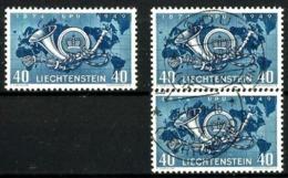 Liechtenstein Nº 242 Nuevos Y Usados. Cat.14,50€ - Liechtenstein