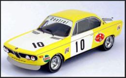 BMW 2800 CS - Jean Xhenceval/Alain Peltier - 2nd Monza 1972 #10 - Troféu - Trofeu