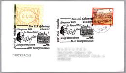 115 Años Nacimiento Compositor ROBERT STOLZ - Composer. Unterpremstätten 1995 - Música