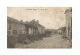 Frémonville (M.-et-M.).  -  Rue De L'Ecole. - Luneville