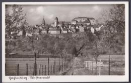 Ansichtskarte Hachenburg Westerwald - Gebraucht Used - 1954 - Hachenburg