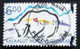 Greenland 1999  EUROPA   MiNr.338  ( Lot D 1711 ) - Groenland