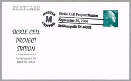 ANEMIA DE CELULAS FALCIFORMES - SICKLE CELL. Indianapolis IN 2004 - Enfermedades